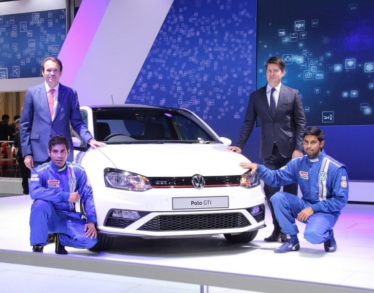 New Volkswagen Cars at Auto Expo 2016