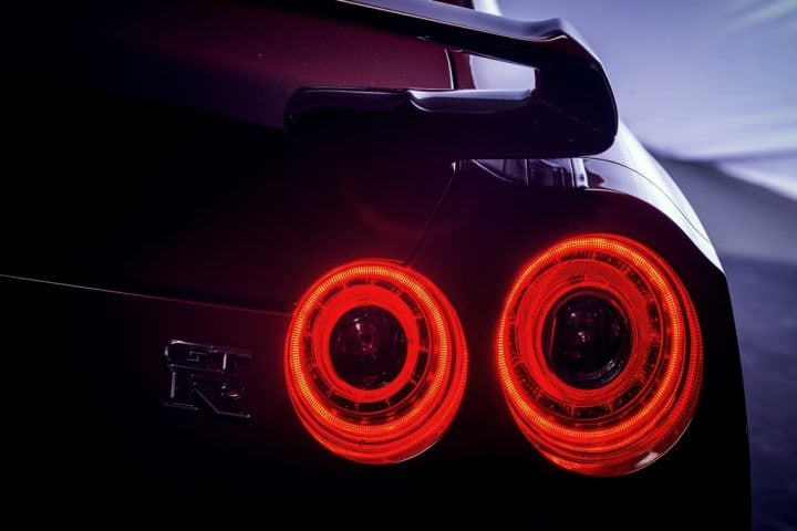2015 nissan gt-r review photos taillamp