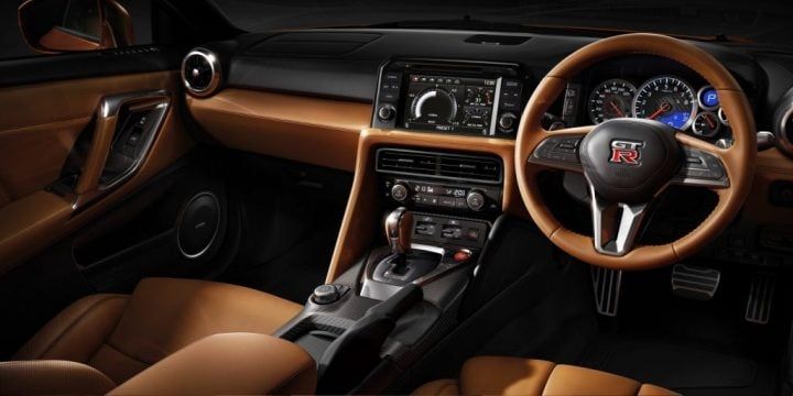 Nissan GT-R India Launch, Price, Specifications, Images 2017-nissan-gt-r-india-official-images-interiors