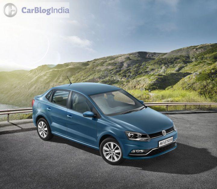 Volkswagen Ameo vs Maruti Swift Dzire vs Honda Amaze comparison Volkswagen Ameo