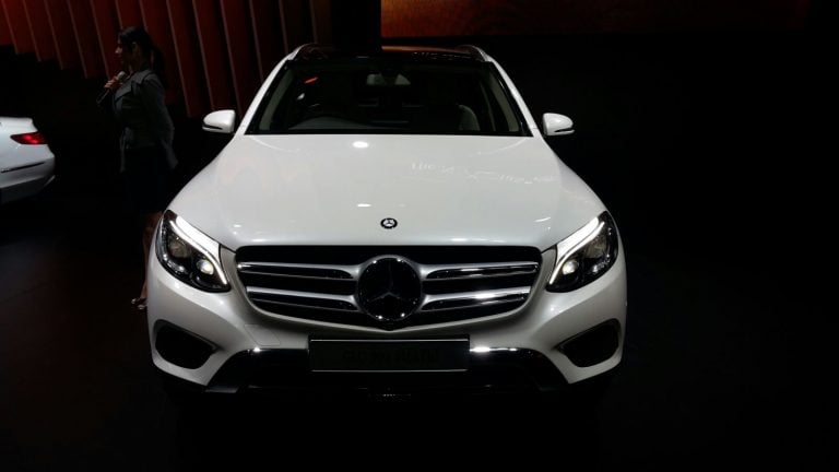 New Mercedes Cars at Auto Expo 2016