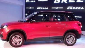 Maruti Vitara Breeza Auto Expo 20163