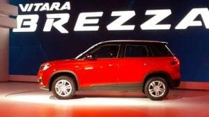 Maruti Vitara Breeza Auto Expo 201615