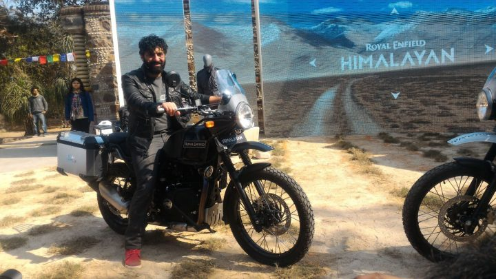 Royal Enfield Himalayan Price 1 55 Lakhs Mileage Specs
