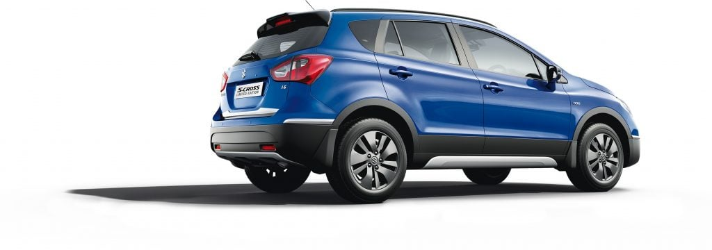 S-Cross limited edition