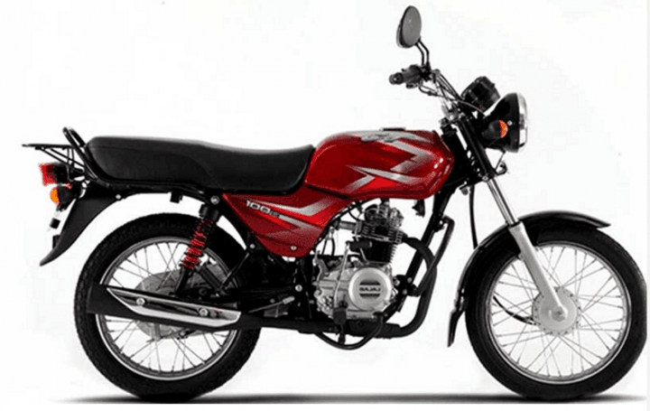 bajaj ct 100b price