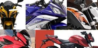 best bikes in india under 1.5 lakhs