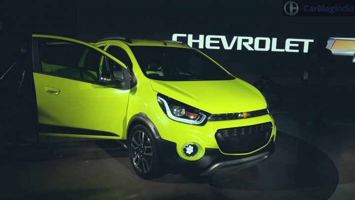 2017 Chevrolet Beat Activ India Launch, Price, Specifications, Mileage chevrolet beat activ concept