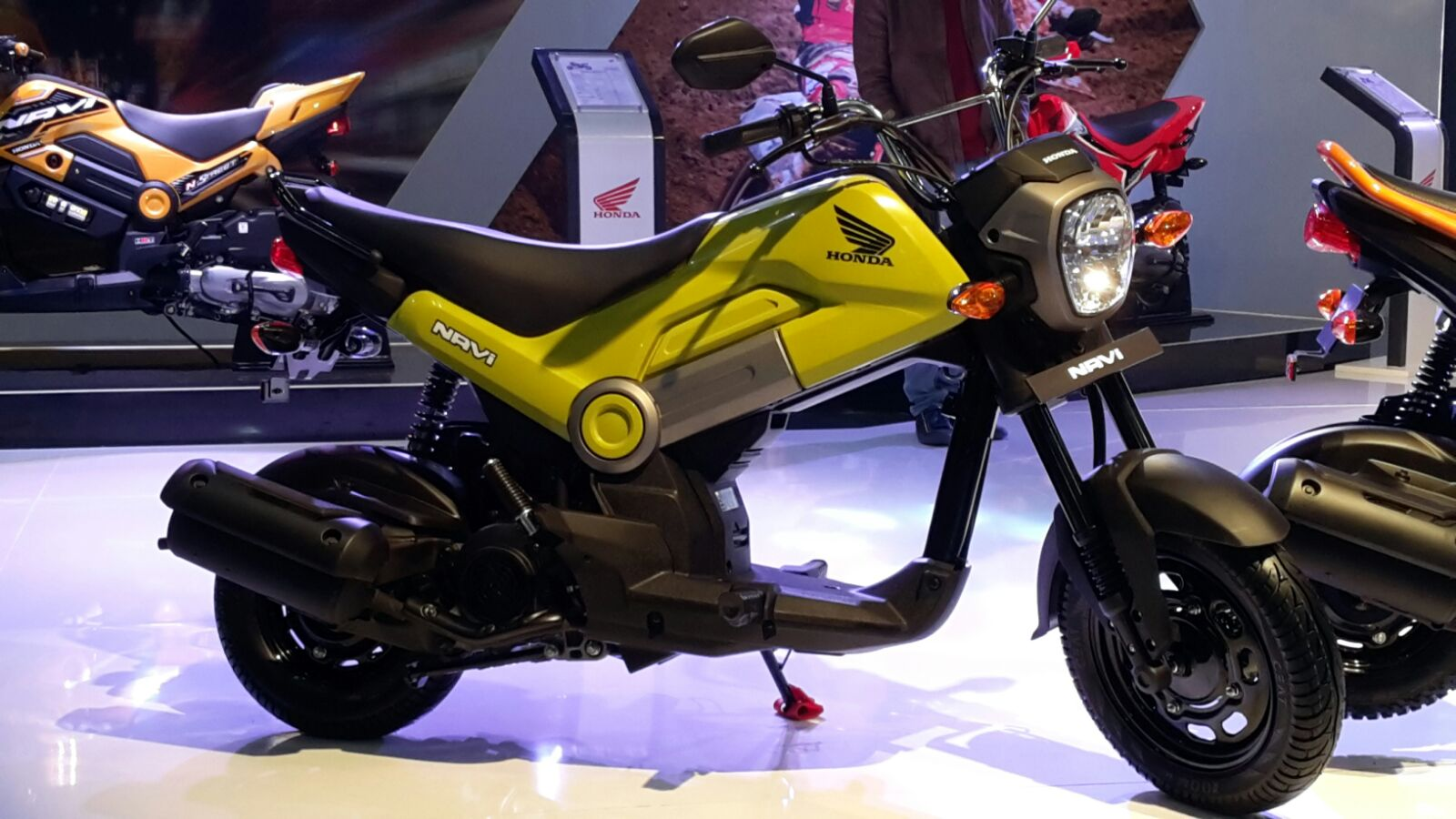 Honda Navi Price Mileage Specs And Features All You