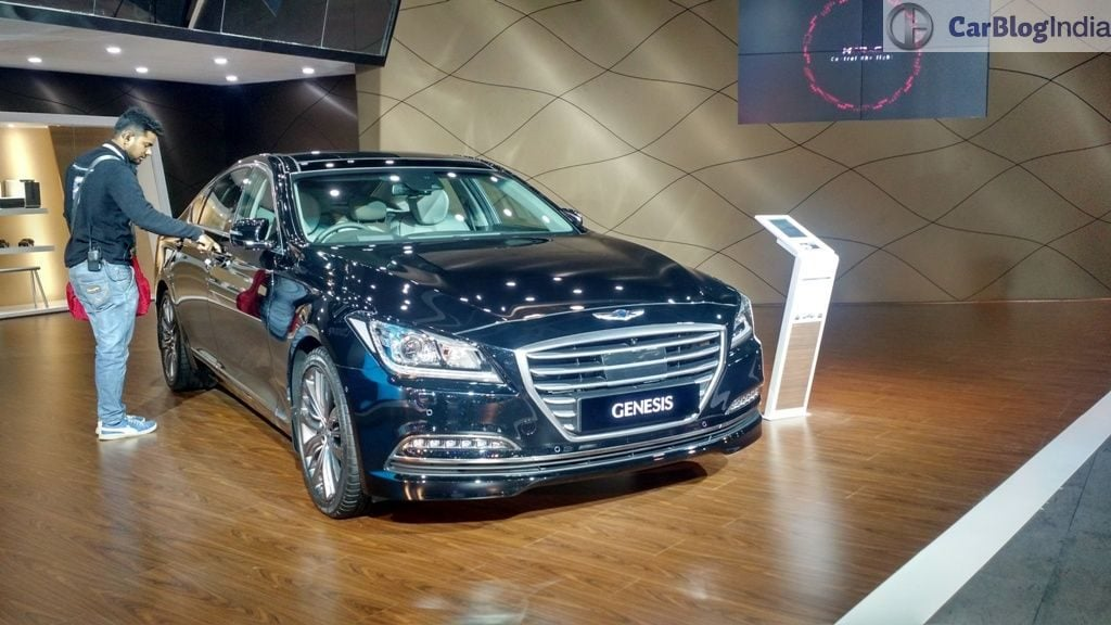 upcoming new car launches india 2016 hyundai-genesis-g90-auto-expo-2016