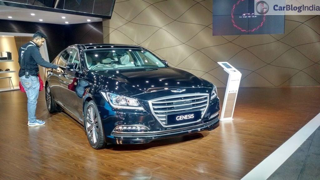 upcoming new car launches india 2016 hyundai-genesis-g90-auto-expo-2016