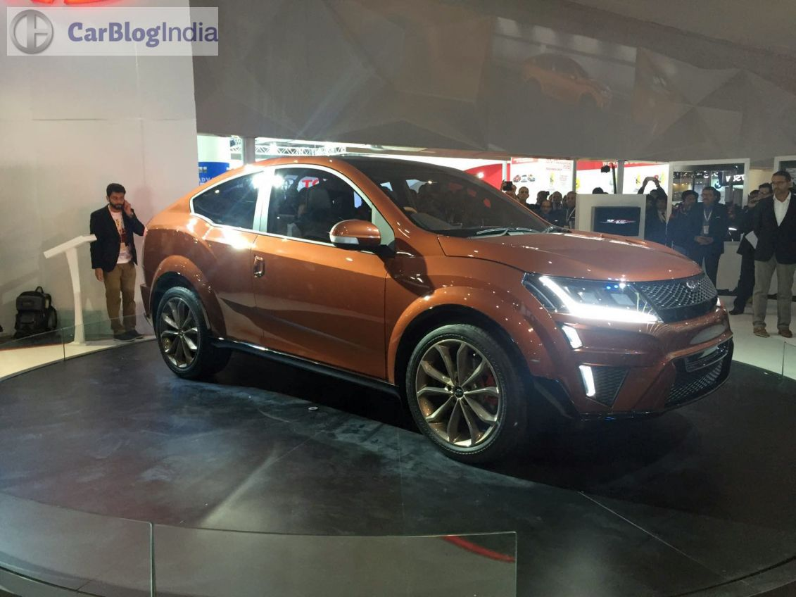 Upcoming New Car Launches India 2016 Mahindra Xuv Aero Photos 2