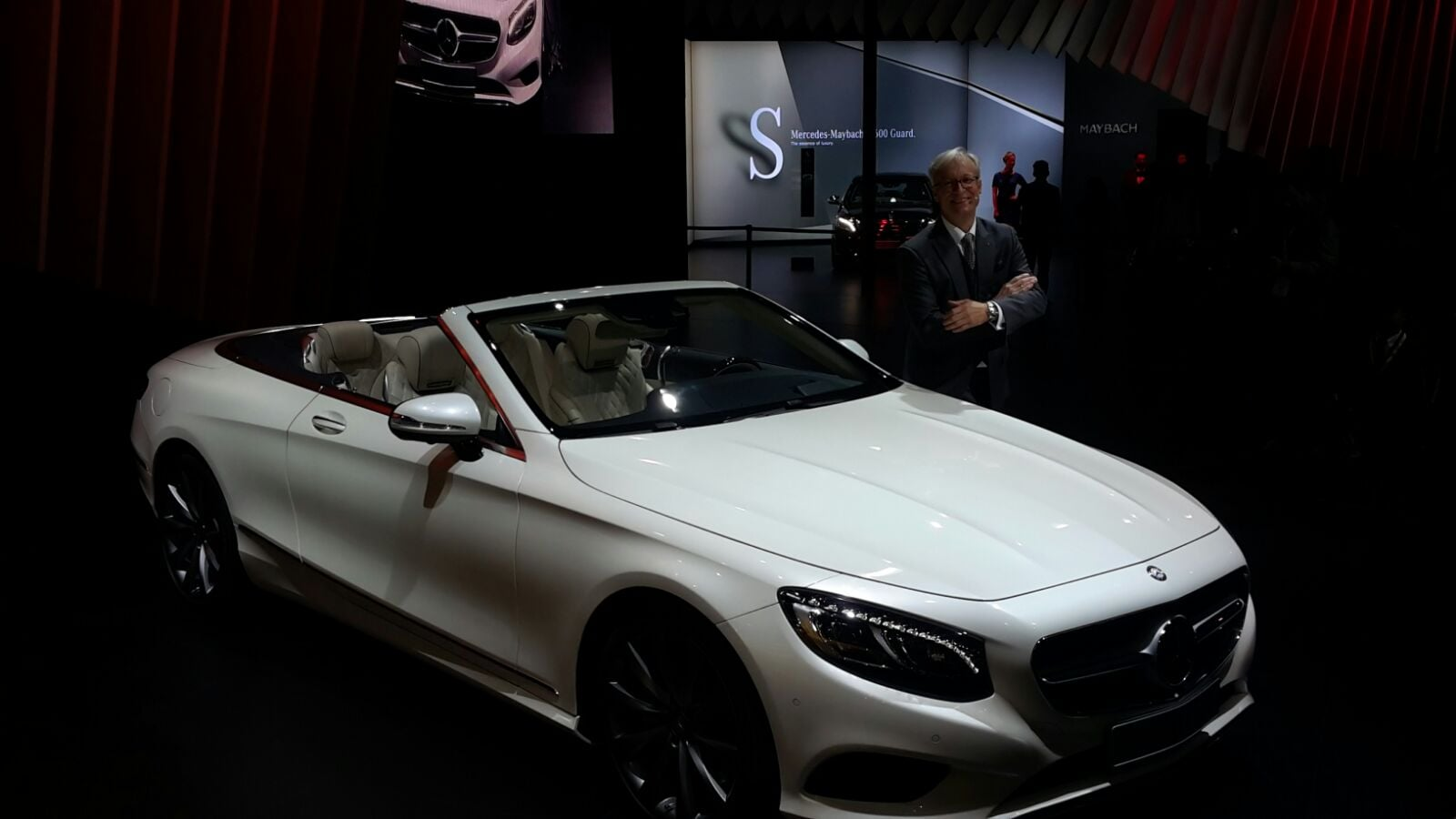 Luxury Vehicle: Mercedes Cars At Auto Expo 2016, Mercedes Benz At Delhi