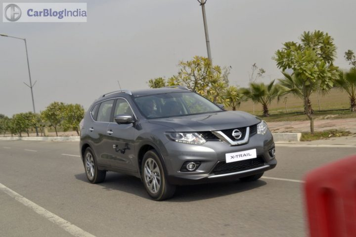 upcoming new cars in india 2017 nissan xtrail