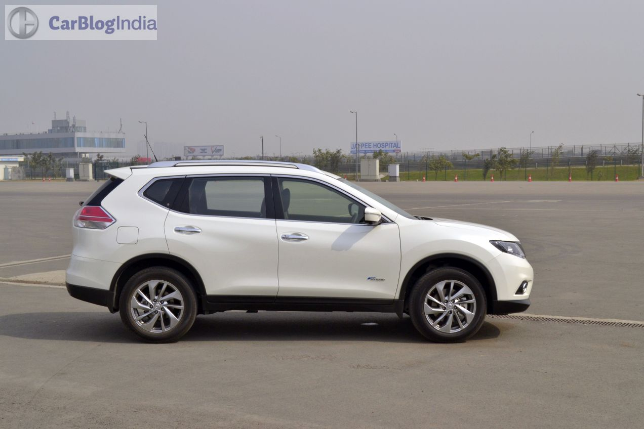 New Model Nissan X Trail India Launch Pics Specs Price