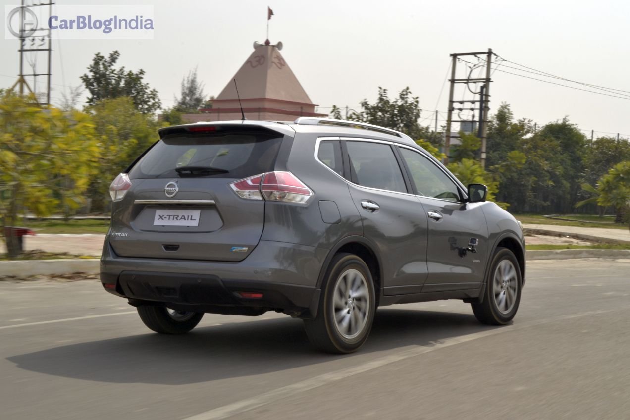 New Nissan X Trail Hybrid India Review Test Drive Images