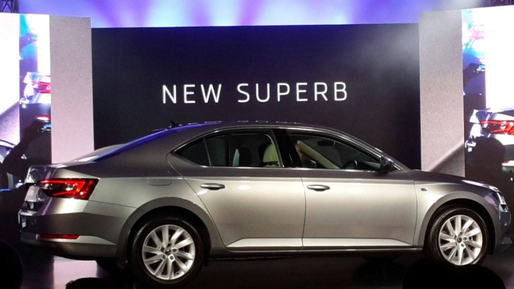 new skoda superb 2016 india launch 3