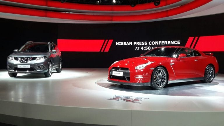 New Nissan Cars at Auto Expo 2016
