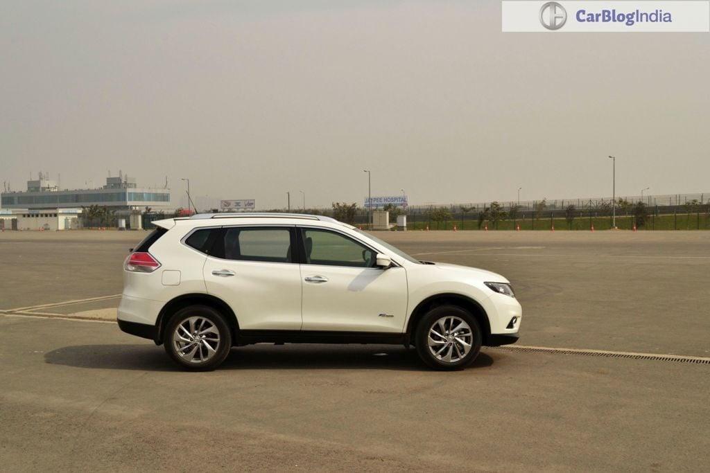 New Model Nissan X Trail India Launch Pics Specs Price