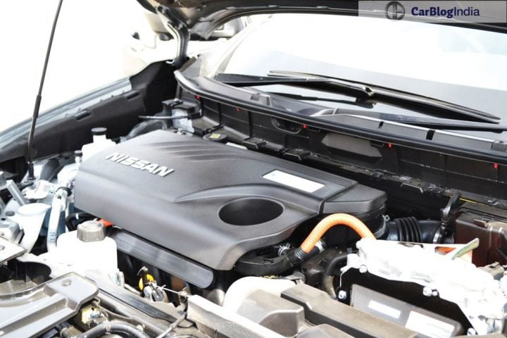 new model nissan x-trail india launch engine