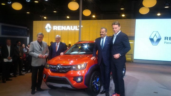 Renault Kwid AMT Price 1.0 Model renault kwid climber photos 2