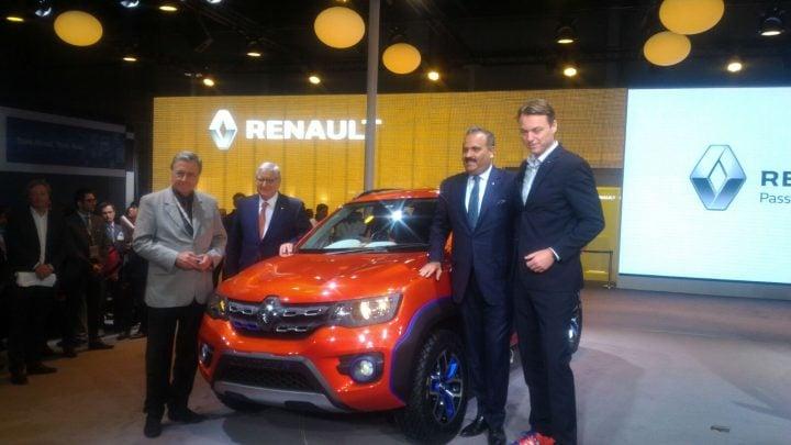 Renault Kwid AMT Price 1.0 Model renault kwid climber photos 2