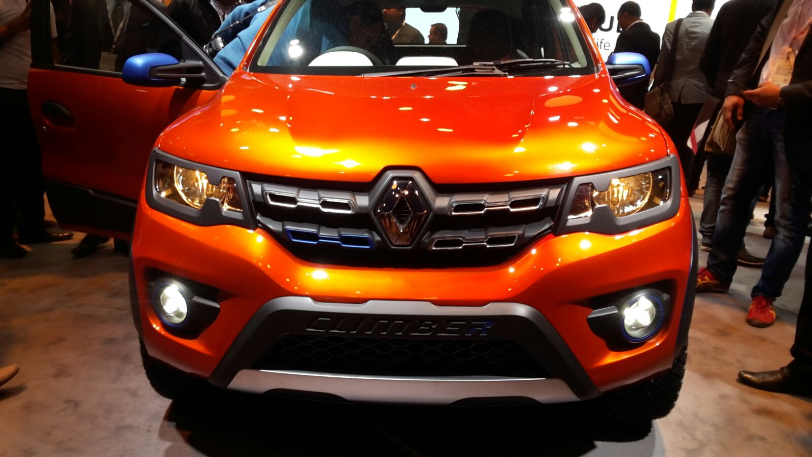 Renault Kwid Climber Launch Date Price Specifications