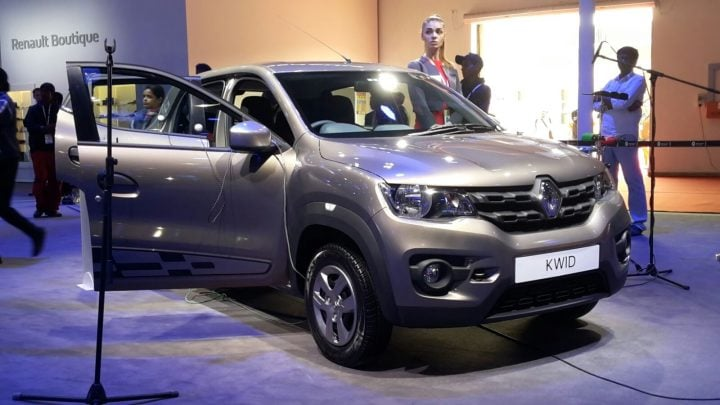 Renault Kwid 1.0 SCe Price in India, Launch, Features, Mileage renault-kwid-easy-r-amt-auto-expo-2016