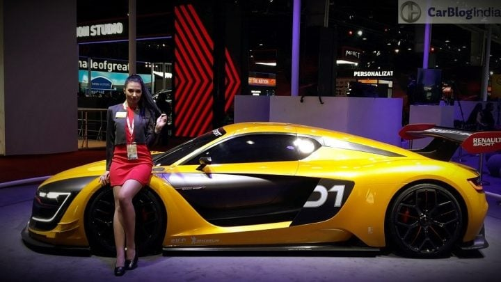 renault rs01 concept at auto expo 2016