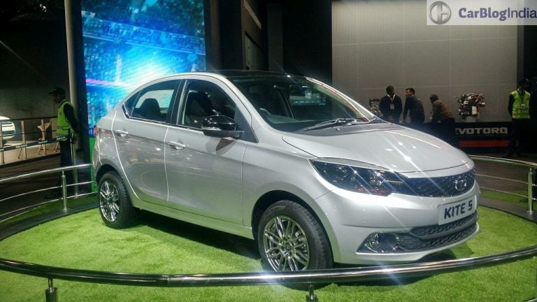 New Model Tata Kite5 Launch By November 2016