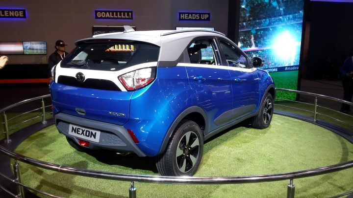 upcoming cars in india 2017 - tata-nexon-auto-expo-2016-1
