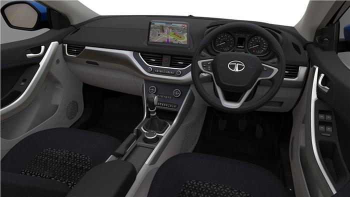 tata nexon compact suv official images (1)