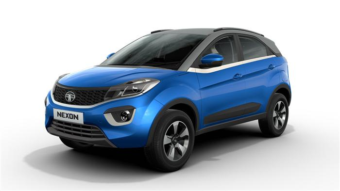 New Upcoming SUV Cars in India 2017 - tata nexon
