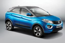 tata nexon compact suv official images (5)