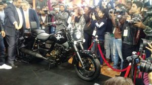 um renegade commando india launch