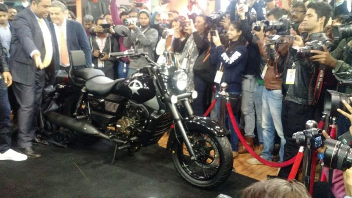 Best Bikes Under 2 Lakhs - UM Renegade Commando