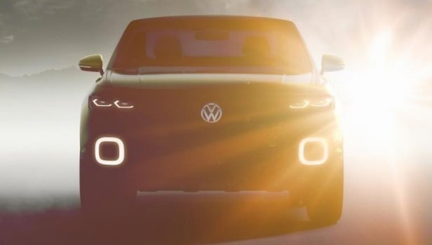 Upcoming Small SUVs in India 2017 volkswagen polo suv 2018 t-cross image