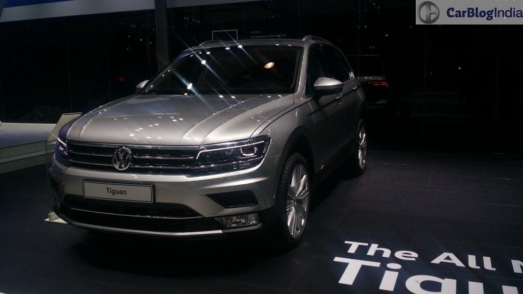 upcoming new car launches india 2016 volkswagen-tiguan-auto-expo-2016