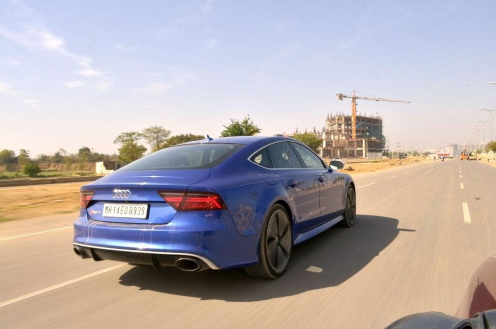 2015 Audi Rs7 Sportback Test Drive Review Photos 40 Carblogindia