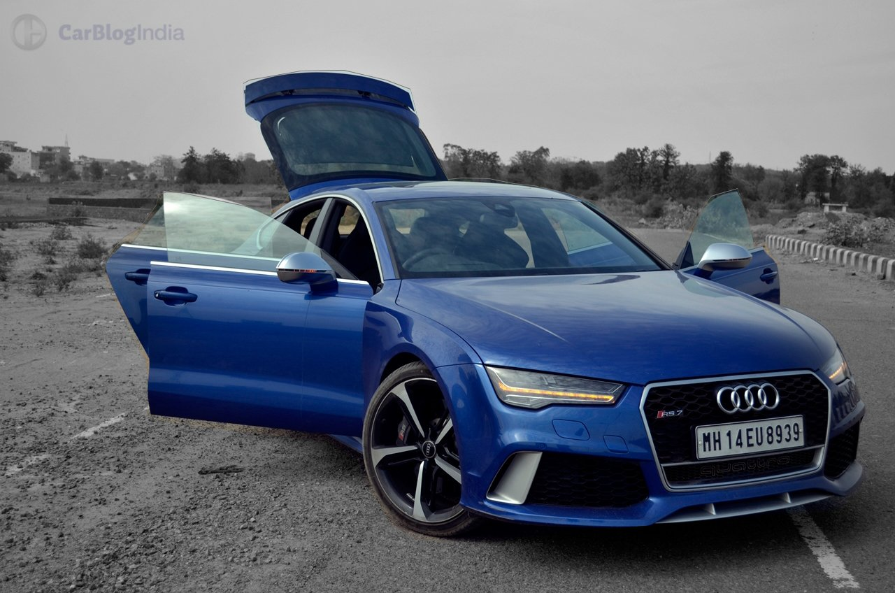 2015 Audi Rs7 Sportback Test Drive Review Photos