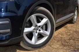 2016 Audi Q7 Review test Drive alloy