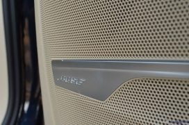 2016 Audi Q7 Review test Drive bose audio system