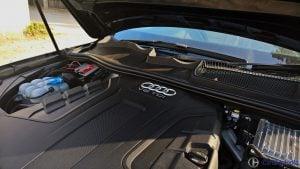2016 Audi Q7 Review test Drive engine