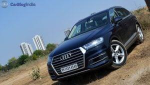 2016 Audi Q7 test drive review rear (2)
