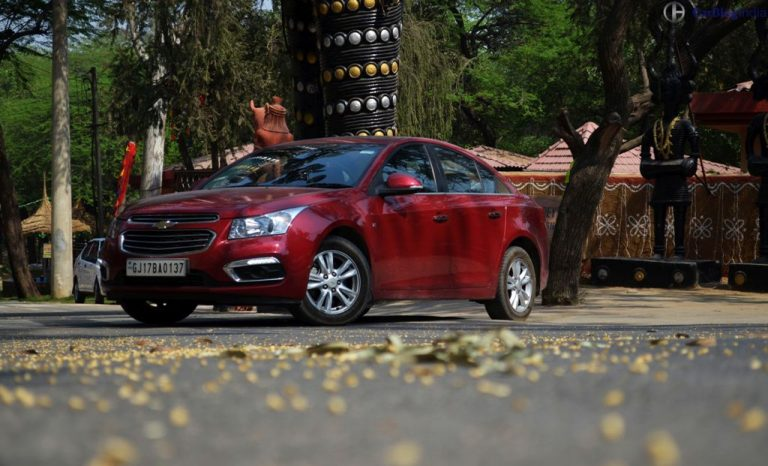 2016 Chevrolet Cruze Review – Cruise Control