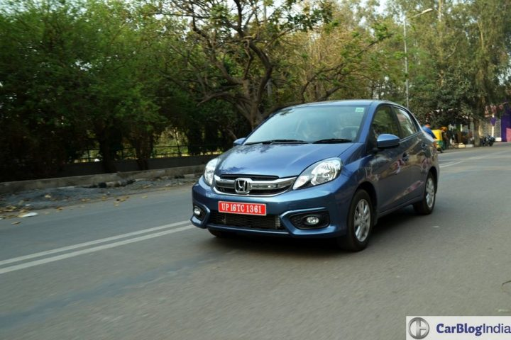 fuel efficient diesel sedan cars in india 2016 honda amaze
