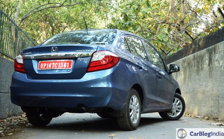 new 2018 honda amaze to share platform with the current model