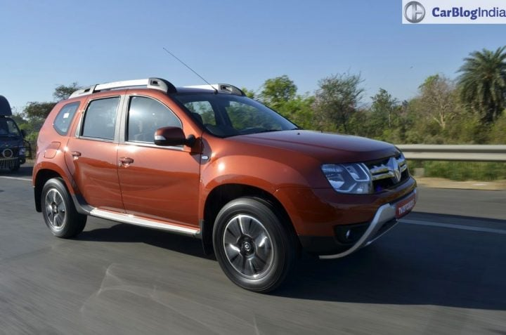 new car discounts on diwali 2017 - Renault duster