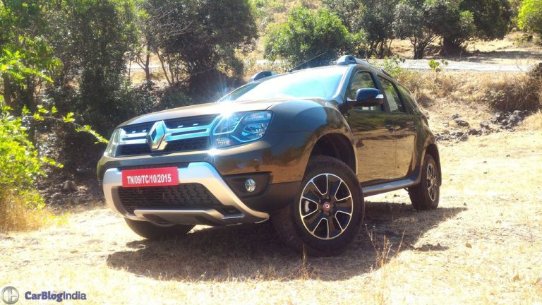 Renault Duster Facelift Prices Start at INR 8.46 lacs! [Features, Images and Specifications]