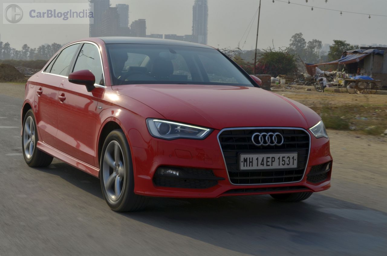 Audi A3 Test Drive Review With Images Of A3 35 Tdi Sline